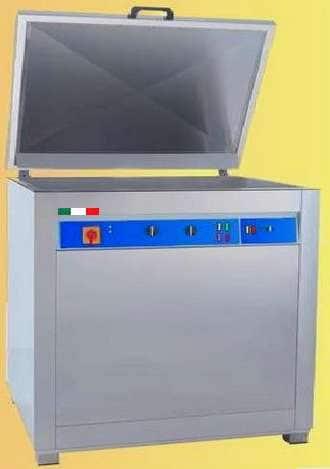 Lavatrici multifrequenza da 200 litri