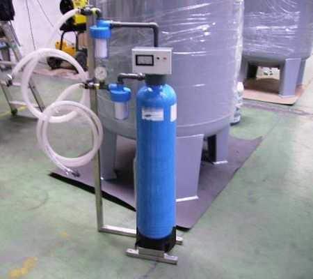 Demineralizzatore per sistemi di lavaggio ultrasuoni