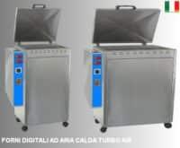 Asciugatori professionali a forno ventilato