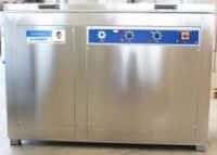 Lavatrice industriale per stampi per alluminio e stampi per plastica, rulli anilox