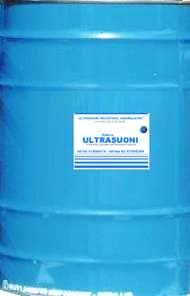 Ultranet solventato per lavaggio ultrasonoro